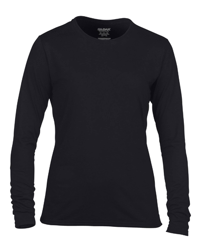 Womens Performance Long Sleeved Tee