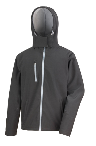 Performance Hooded Softshell