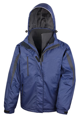 3 in 1 Journey Jacket (soft shell inner)