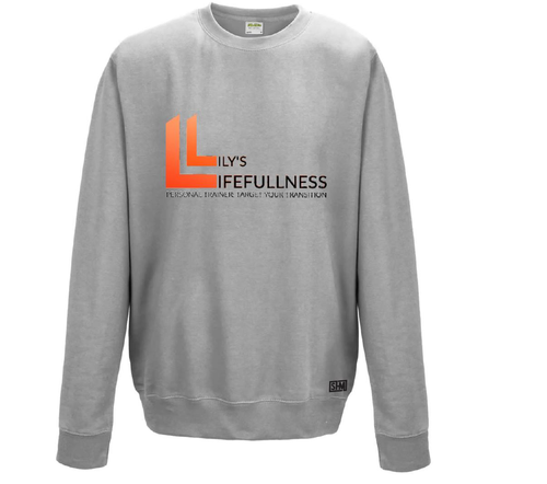 Lilys Lifefullness Grey Sweatshirt