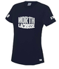 North Lacrosse Performance Tee