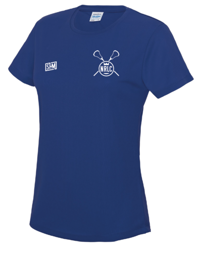 Newbury Royals Lacrosse Performance Tee