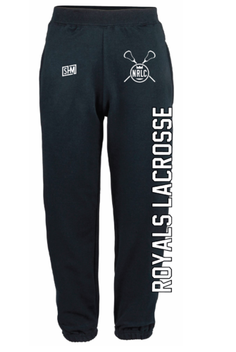 Newbury Royals Lacrosse Sweatpants