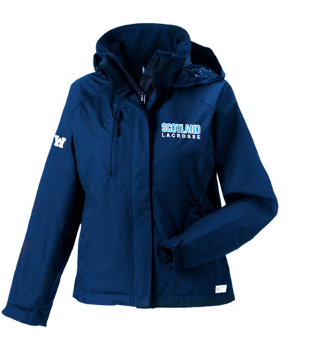Scotland Lacrosse WomensHydraplus Hooded Jacket
