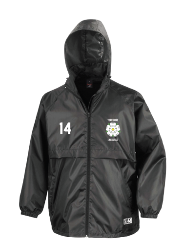 Yorkshire Lacrosse Windbreaker