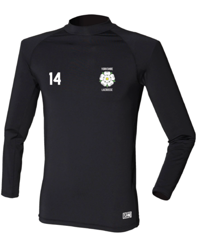 Yorkshire Lacrosse Baselayer