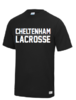 Cheltenham Lacrosse Mens Performance Tee (Number & Initials on Sleeves)