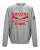 Gloucester Rowing Womens Heather Grey Sweatshirt