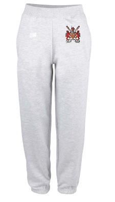 Gloucester Rowing Mens Heather Grey Sweatpants