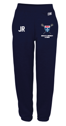 Newcastle University Lacrosse Sweatpants
