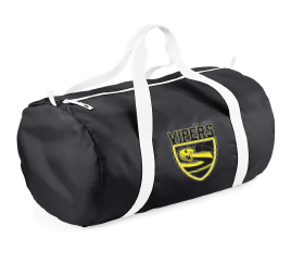 New Forest Vipers Black Bag