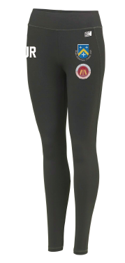 Stoke Molesey Ladies Black Leggings