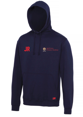 Ark Priory Primary Mens Navy Hoody
