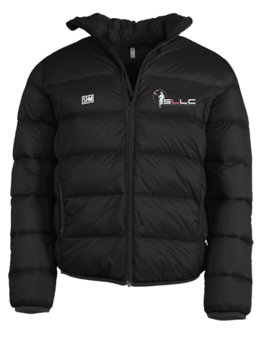 Southampton Ladies Lacrosse Black Puffa (All Embroidery)