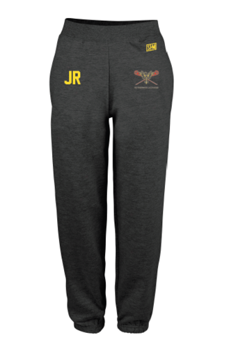 Rotherham Lacrosse Black Mens Sweatpants