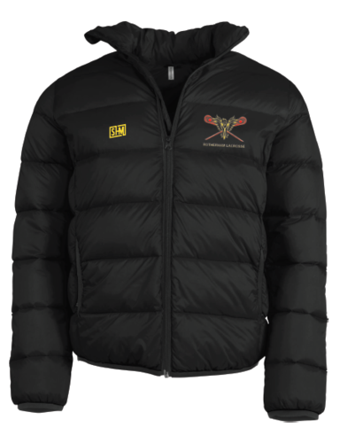 Rotherham Lacrosse Ladies Black Puffa