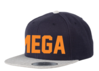 Epsom Lacrosse Navy Snapback With Logo On Back