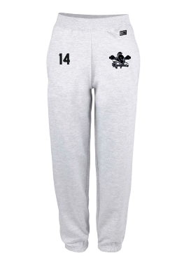 Newcastle Knights Mens Heather Grey Sweatpants