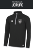 James College Black Mens Performance Sweatshirt