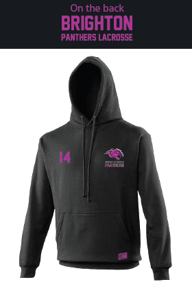 Brighton Panthers Womens Black Hoody