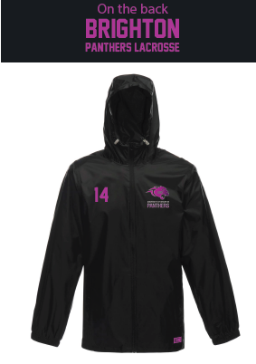 Brighton Panthers Unisex Windbreaker