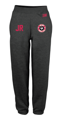 Uclan Tennis Black Mens Sweatpants