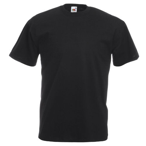 DMU Lacrosse Black Mens Cotton Tee (Same Design As Performance Tee)