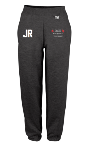 DMU Swim & Tri Black Mens Sweatpants