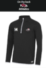 Uclan Athletics Black Womens Performance Sweatshirt