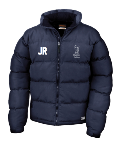Knights Lacrosse Mens Navy Puffa (Embroidery)