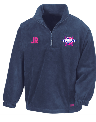 Trent Hockey Navy Unisex Fleece