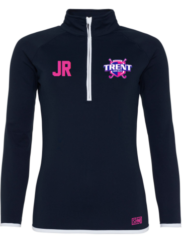 Trent Hockey Navy Womens Performance Sweatshirt