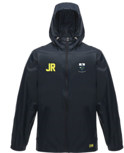 Hull University Lacrosse Navy Windbreaker (Team Name On Back)