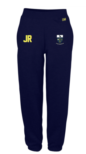 Hull University Lacrosse Mens Navy Sweatpants