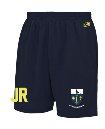 Hull University Mens Navy Shorts