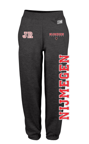 Keizerstad Kannibalz Black Womens Sweatpants (All Print)