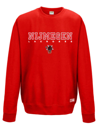 Keizerstad Kannibalz Red Unisex Sweatshirt (All Print)