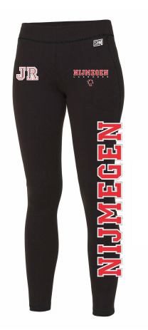 Keizerstad Kannibalz Black Womens Leggings (All Print)