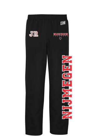 Keizerstad Kannibalz Black Mens Trackies (All Print)