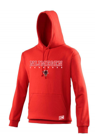 Keizerstad Kannibalz Womens Red Hoody (All Print)