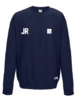 Bath Spa Polo Unisex Sweatshirt (Commitee Position In White On Top Back In Small)