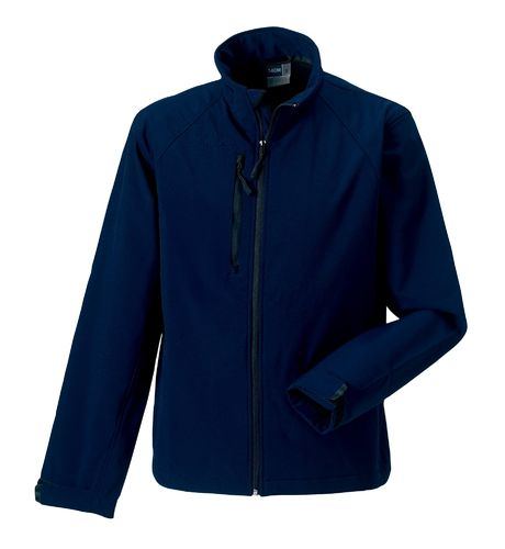 Bath Spa Polo Navy Womens Softshell Jacket (Same Setup As Puffa)