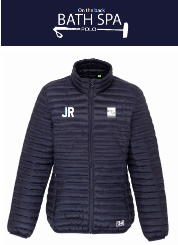 Bath Spa Polo Womens Tribe Navy Jacket