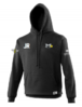 Manchester Water Polo Black Mens Hoody (All Embroidery)