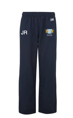 Halifax Hockey Womens Navy Trackies (Logo Embroidery, Everything Else Print)