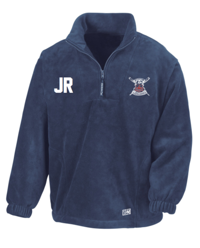 Derby Rowing Navy Unisex Fleece (All Embroidery)