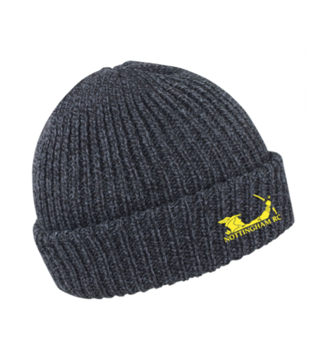 Nottingham Rowing Navy Beanie