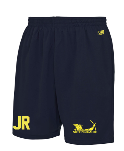 Nottingham Rowing Navy Mens Shorts (All Print)