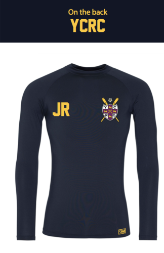York City Rowing Navy Mens Basealyer (All Print)