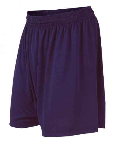 St Joesph Navy Prime Junior Shorts With Logo